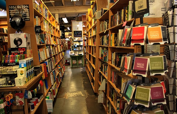 indie-bookstores powells