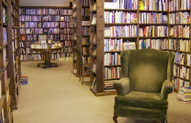 indie-bookstores the-dusty-bookshelf
