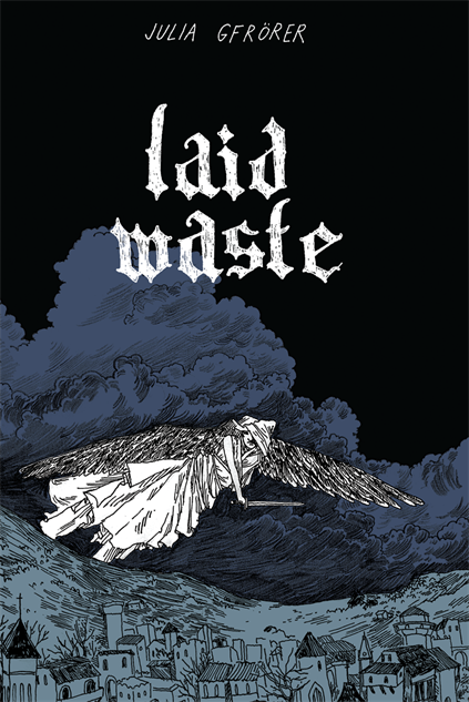 indiecomics2016 laid-waste-cover