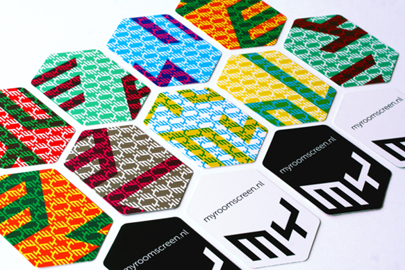 initials 16myroomscreen