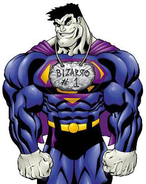 injustice2 bizarro