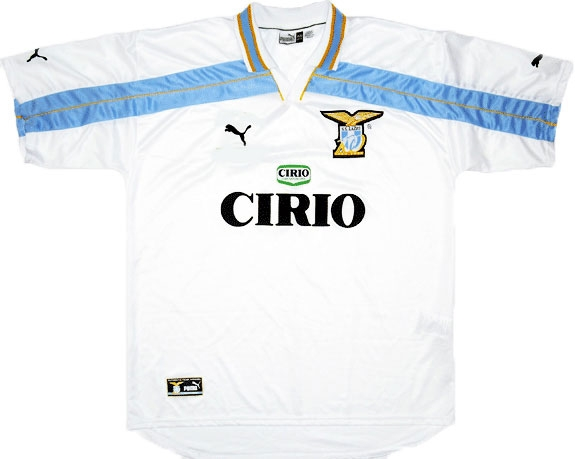 pretty nice 828c0 9d03f 20 Great Italian Soccer Jerseys from the 1990s - Paste