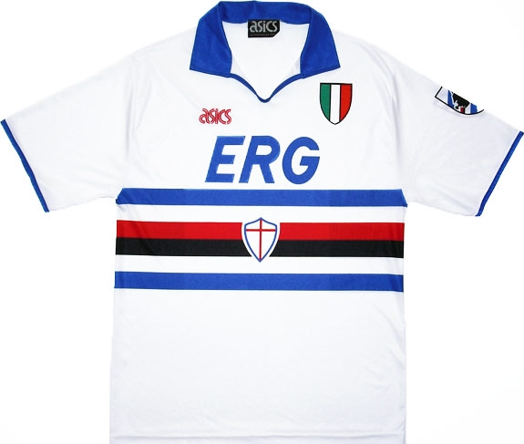 d7b1e1e711a012 20 Great Italian Soccer Jerseys from the 1990s :: Soccer :: Paste