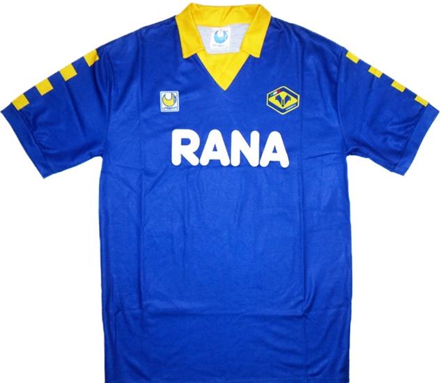 20 great italian soccer jerseys from the 1990s soccer for Uniform verona
