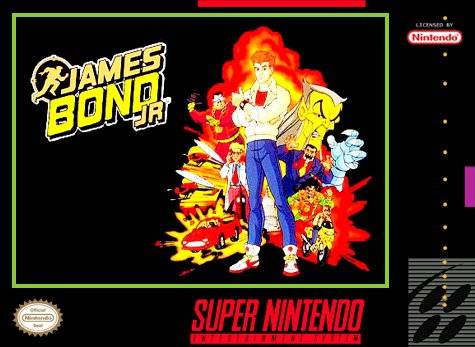 james-bond-games james-bond-jr