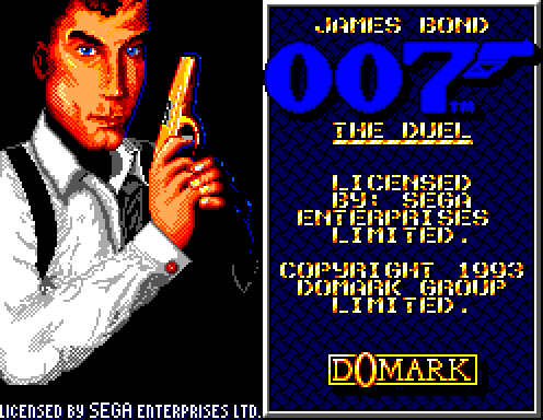 james-bond-games james-bond-the-duel