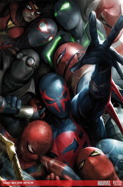 jancovers15 spider-man20998-william-sliney