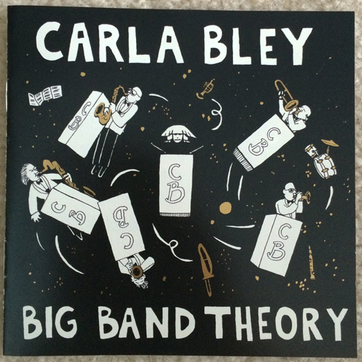 jazz-album-design carla-bley-big-band-theory-artwork-by-david-cohen