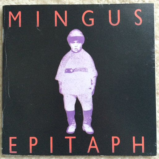 jazz-album-design charles-mingus-epitaph-front-cover-photo-young-mingus-sue-mi