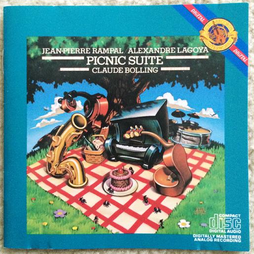 jazz-album-design claude-bolling-jean-pierre-rampal-alexandre-lagoya-picnic-su