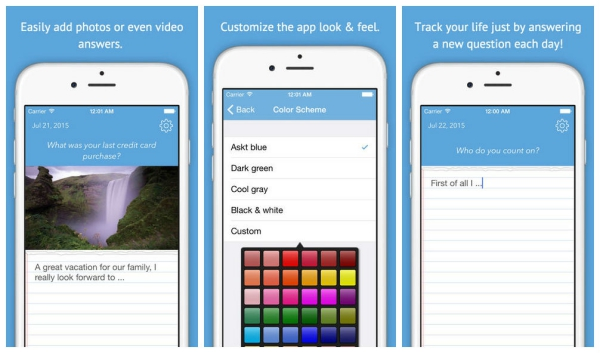10 Essential Journaling Apps For Ios Tech Galleries Ios