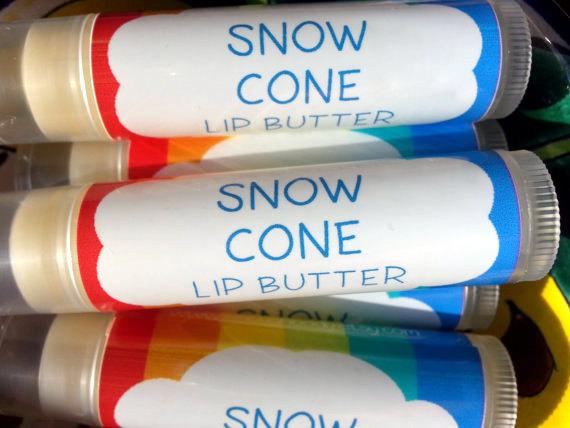 junk-food-makeup snow