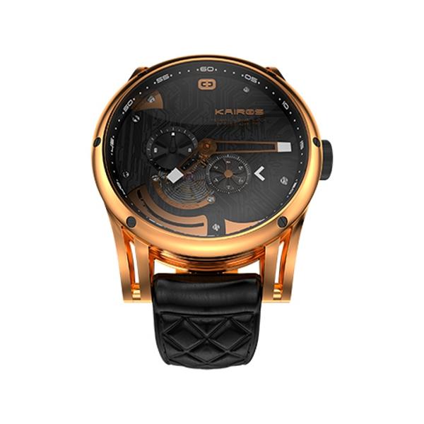 Kairos Watches Are Half Smartwatch Half Mechanical Watch ...