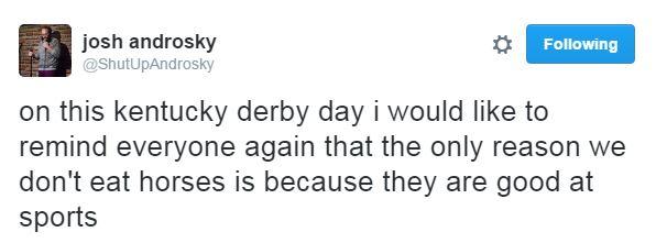 kentucky-derby-jokes kentucky-derby-tweets-2016-17