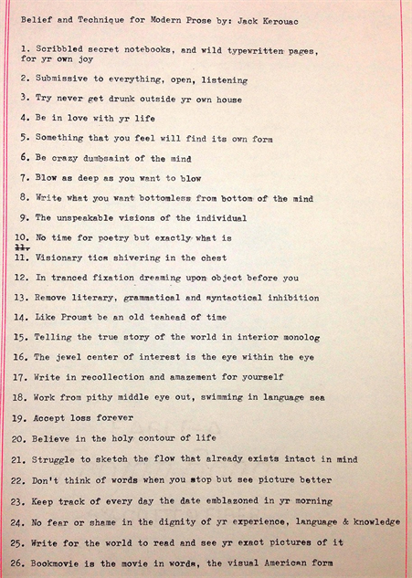 15 Of The Best Jack Kerouac Quotes Paste