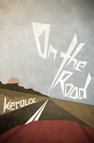 """jack kerouac s on the road Kerouac's on the road on the road by jack kerouac is considered to be one of the quintessential examples of """"beat"""" literature, along with howl by ginsberg and naked lunch by burroughs."""