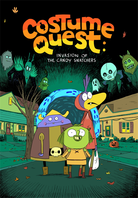 kidsscarycomics costumequest