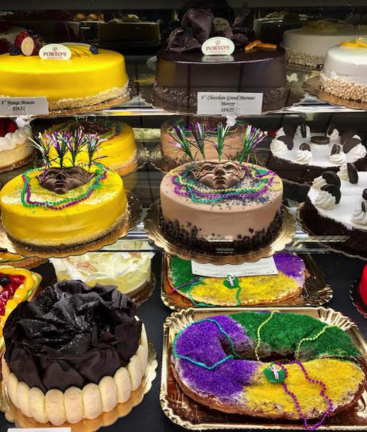king-cake 13--portos-bakery