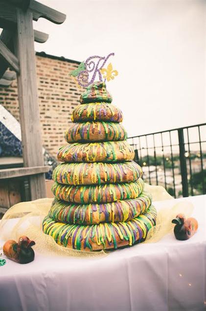 king-cake 5--scafuri