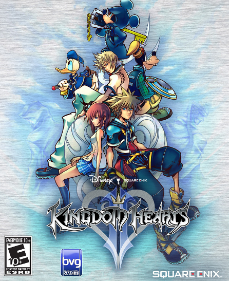 kingdom-hearts kh-second-game