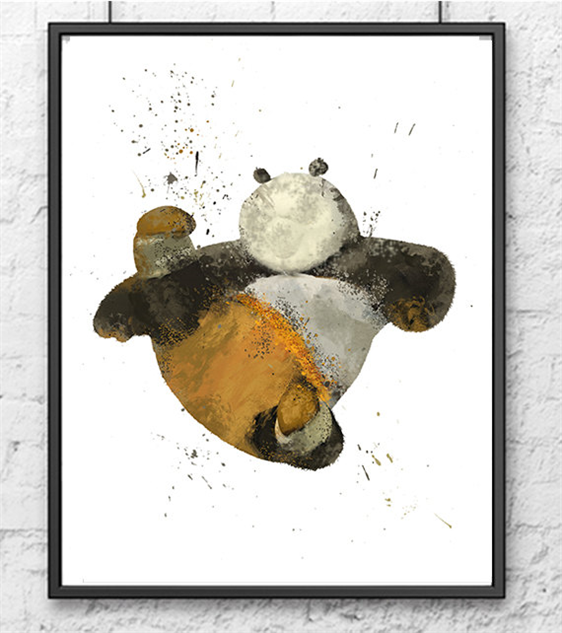 kung-fu-panda-3 19-january-paste-movie-gallery-etsy-kung-fu-panda-watercolor