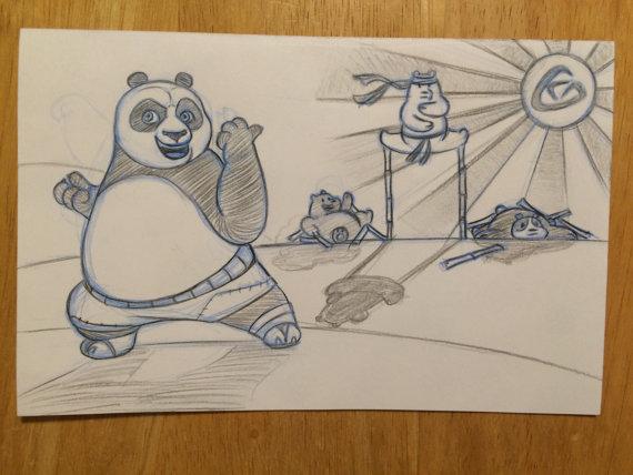 kung-fu-panda-3 5-january-paste-movie-gallery-etsy-kung-fu-panda-sketch
