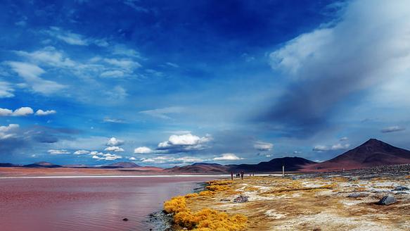 lakes laguna-clorada-bolivia-lakes