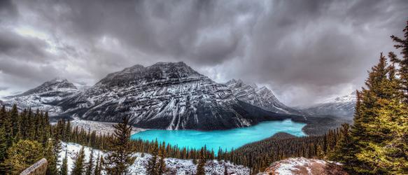 lakes peyto-lake-canada-lakes