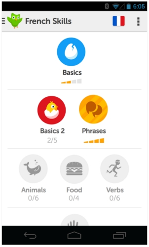 languageappsandroid duolingo