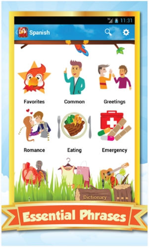 languageappsandroid phrasebook