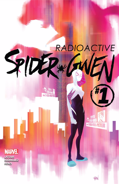 leaddaycomics spidergwen