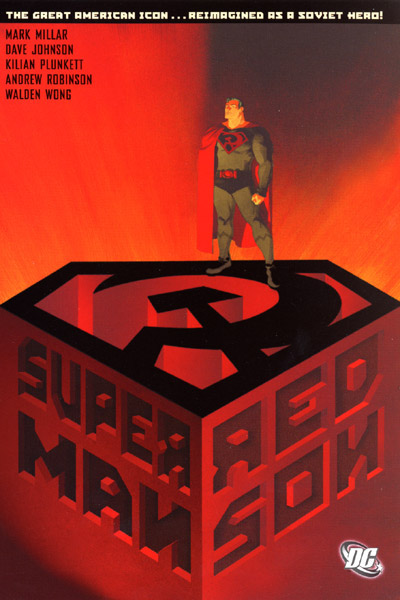 leaddaycomics supermanredson