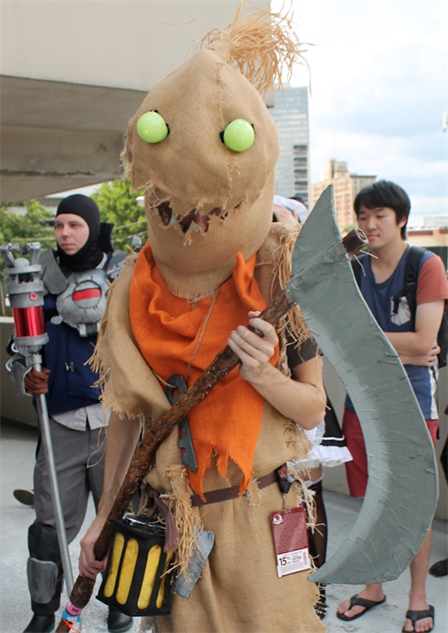 league of legends cosplayers are the best dragon con