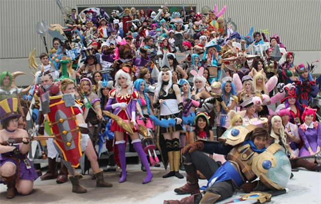 League of Legends Cosplayers are the Best: Dragon Con Photos ...