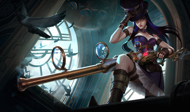 league-of-legends-rankings-pt1 caitlyn