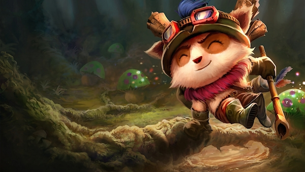 leaguerankings5 teemo