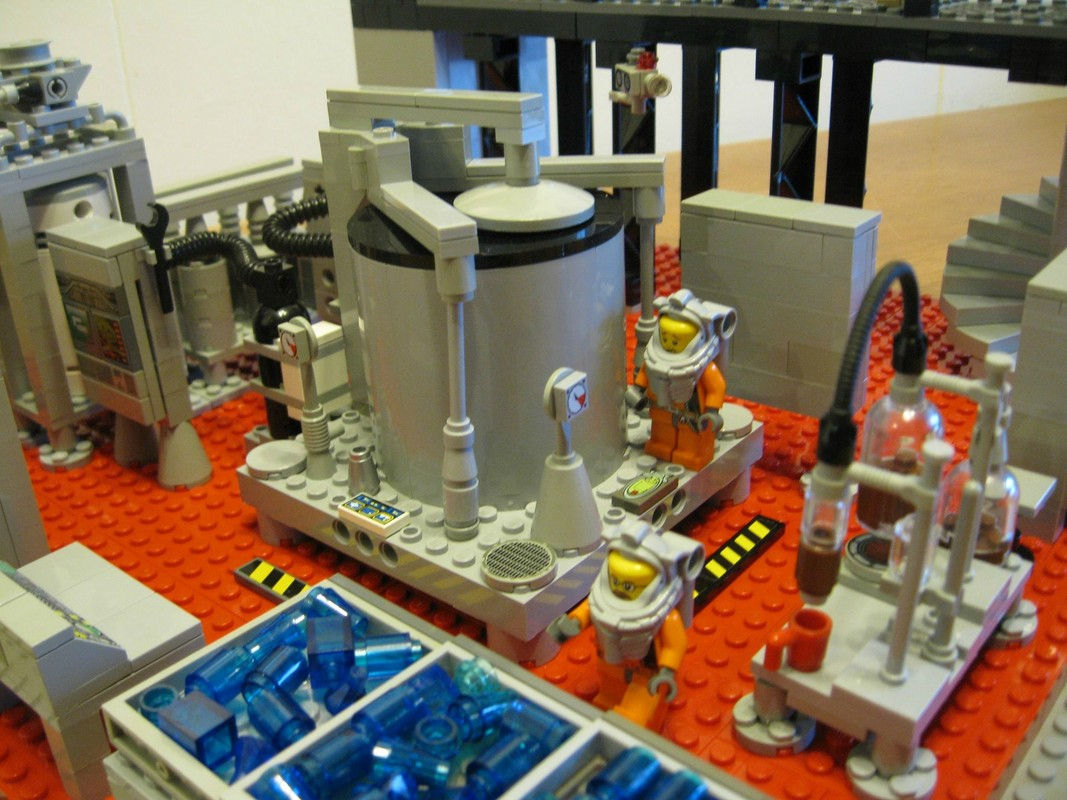 The Breaking Bad Meth Lab In Lego Form Music