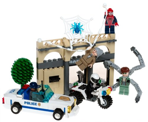 Brick by brick 30 movies seen through the lens of lego movies galleries lego paste - Lego spiderman 2 ...