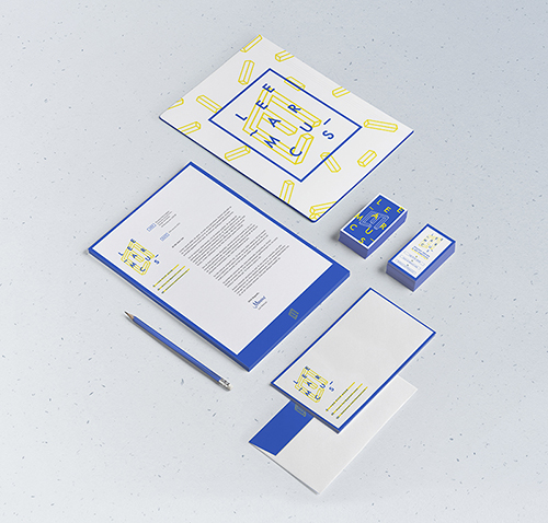 what is letterhead stationary
