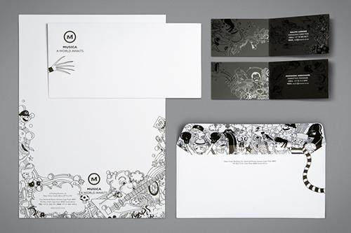 25 examples of excellent letterhead design design galleries streetart letterheadbest 813761238233365 spiritdancerdesigns Images