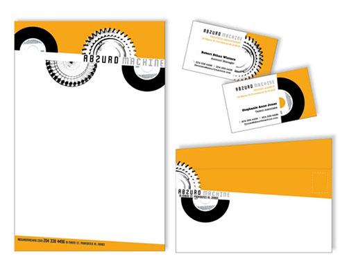 Letterhead Design Ideas 25 examples of excellent letterhead design Studio Botes Letterheadbest Absurd