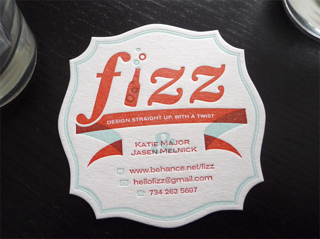 letterpress-business-cards fizz-coaster-p1020984