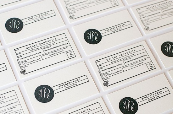 letterpress-business-cards modern-black-and-white-business-cards-kelsey-cronkhite3a-550