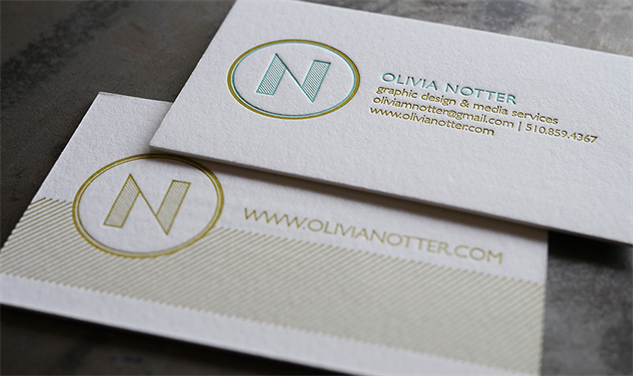 letterpress-business-cards olivia-notter