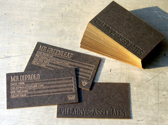 letterpress-business-cards studio-on-fire-black-business-cards-gold-edge-paint-550x412