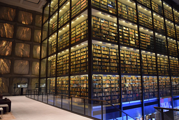 libraries2 beinecke-rare-book-library-connecticut