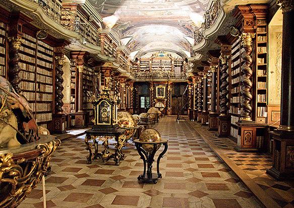 libraries2 clementinum
