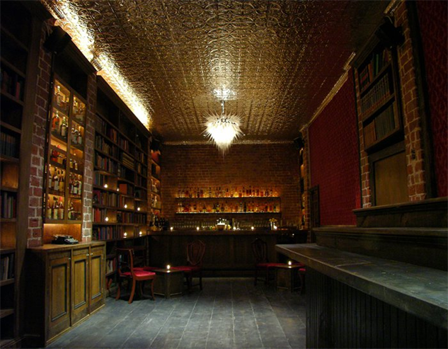 library-bars the-library-bourbon-and-branch