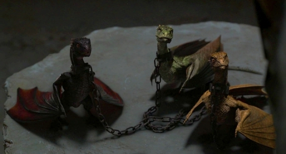 literary-dragons 1drogon-rhaegal-viserion-