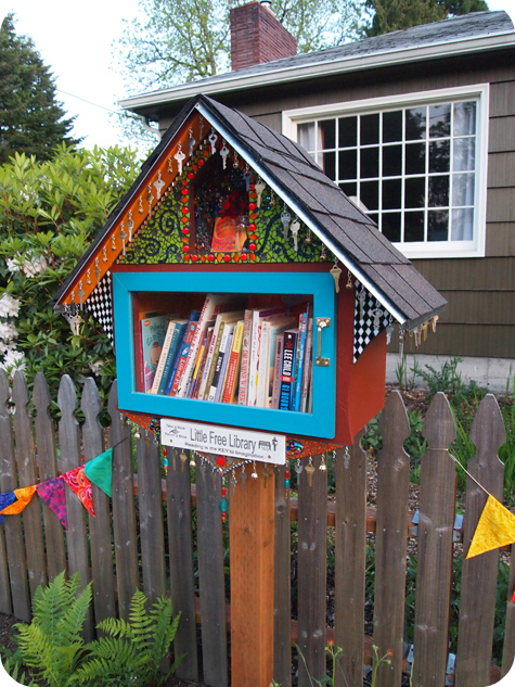 little-libraries keylibrary
